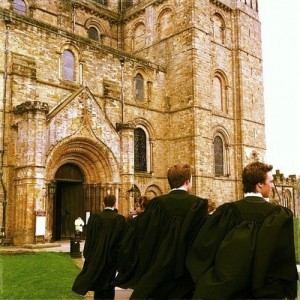 Durham University Matriculation