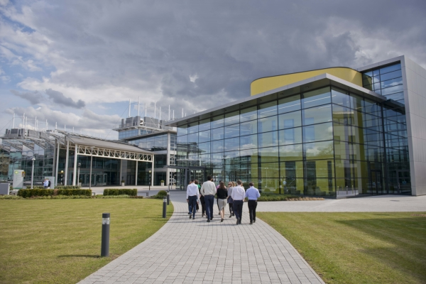 Rochester Building University Ofdurham