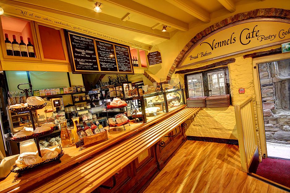 Vennels Cafe
