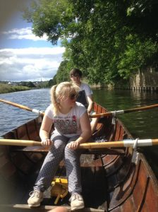 Rowing on the River - for blog
