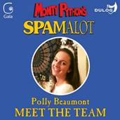 Spamalot Polly Beaumont