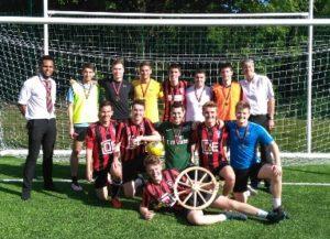 Collingwood Durham football