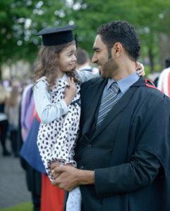 Graduatin baby