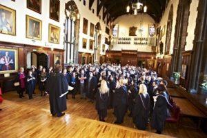 Graduation Great Hall