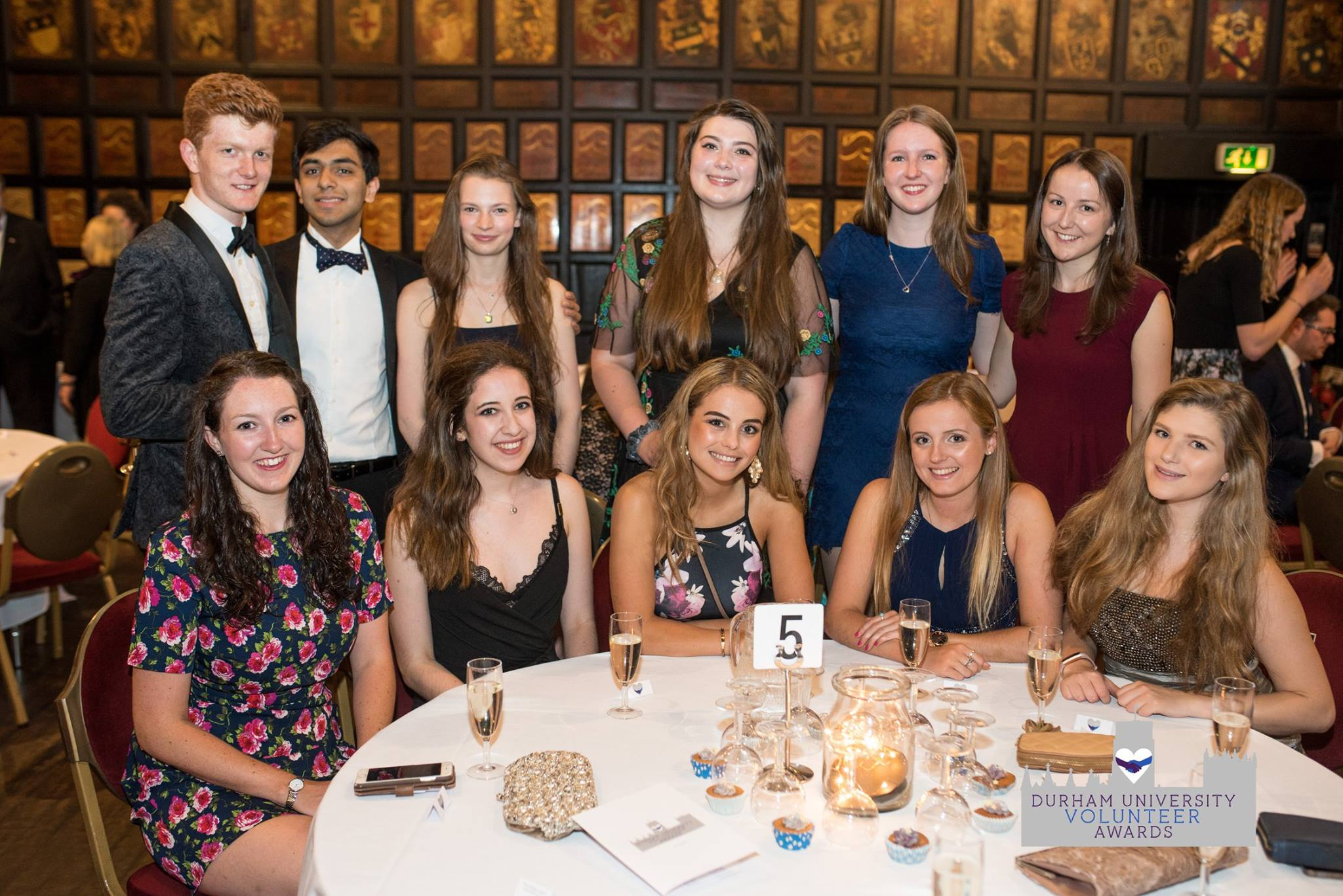 student colunteering Awards