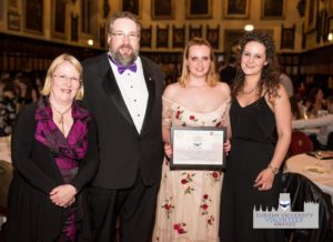 Student volunteering awards