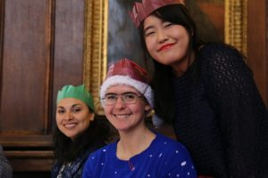 Christmas Durham Castle