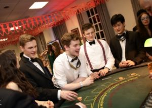 St Mary's college Durham Ball