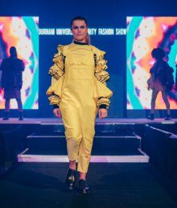 DUCFS Durham student fashion show