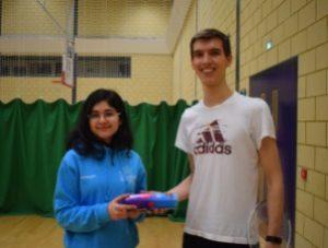 students volunteering Durham