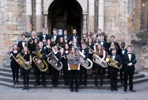 DFoA Brass Band Music Durham