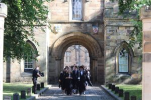 Graduation PhD