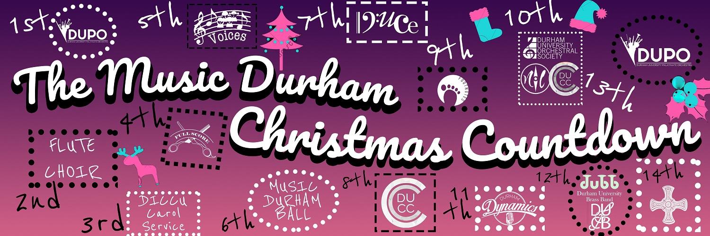 14 Days Of Christmas From Music Durham Durham University Student