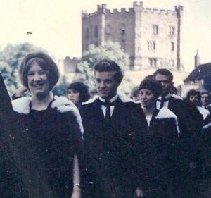 50th anniversary grads