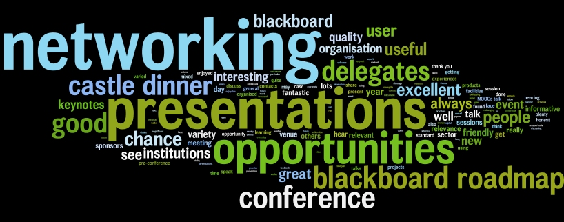 Blackboard Conference feedback 2013