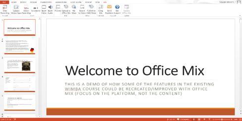 WelcometoOfficeMix
