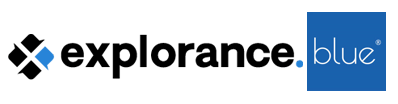 Explorance Blue Logo