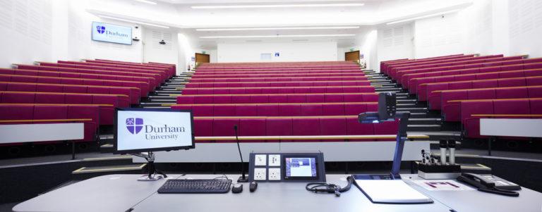 lecture theatre Durham University