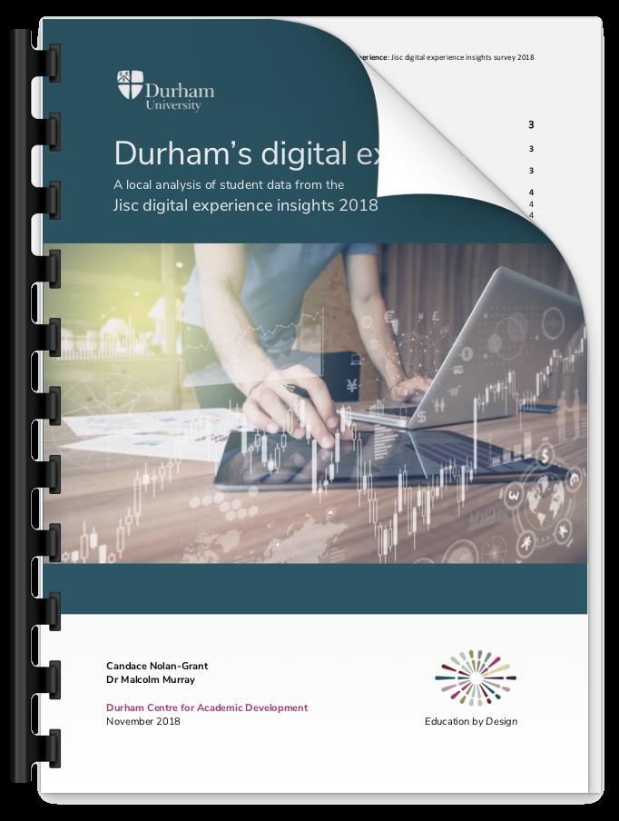 Durham's digital experience