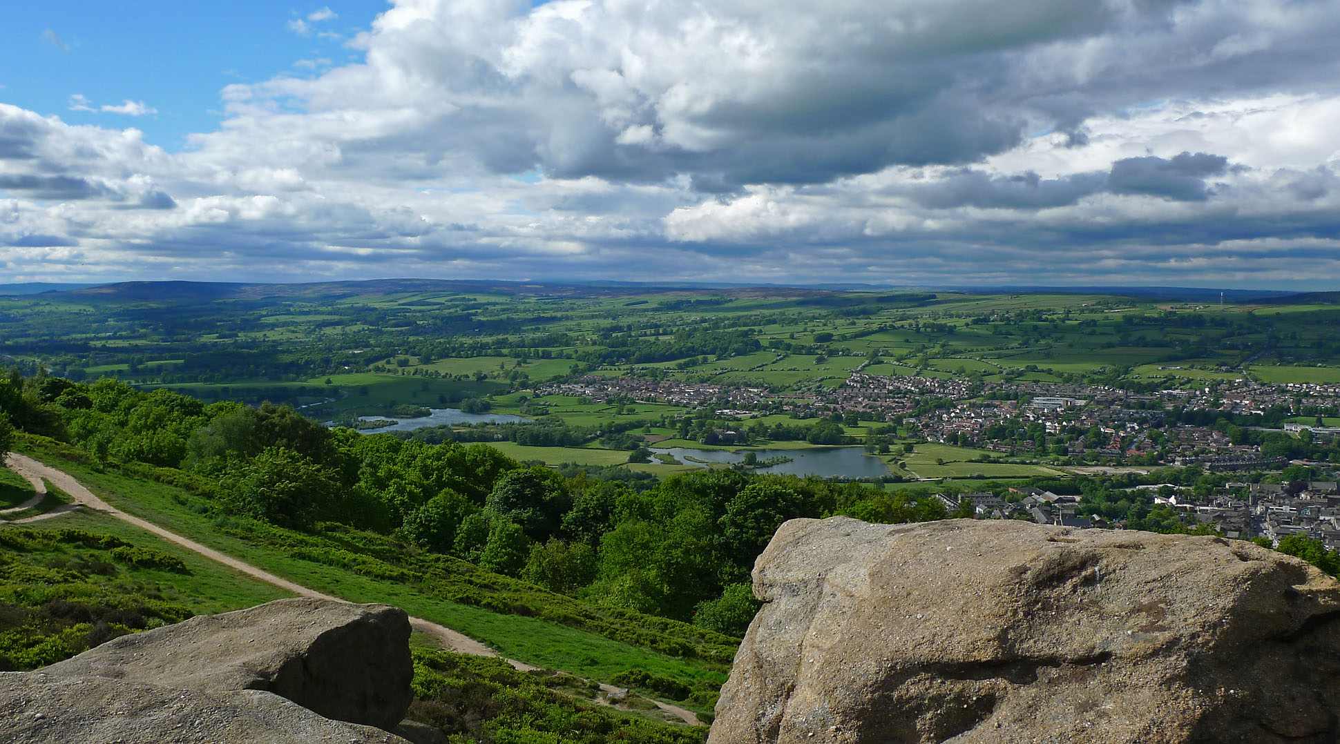 Chevin Forest Park And Swainby