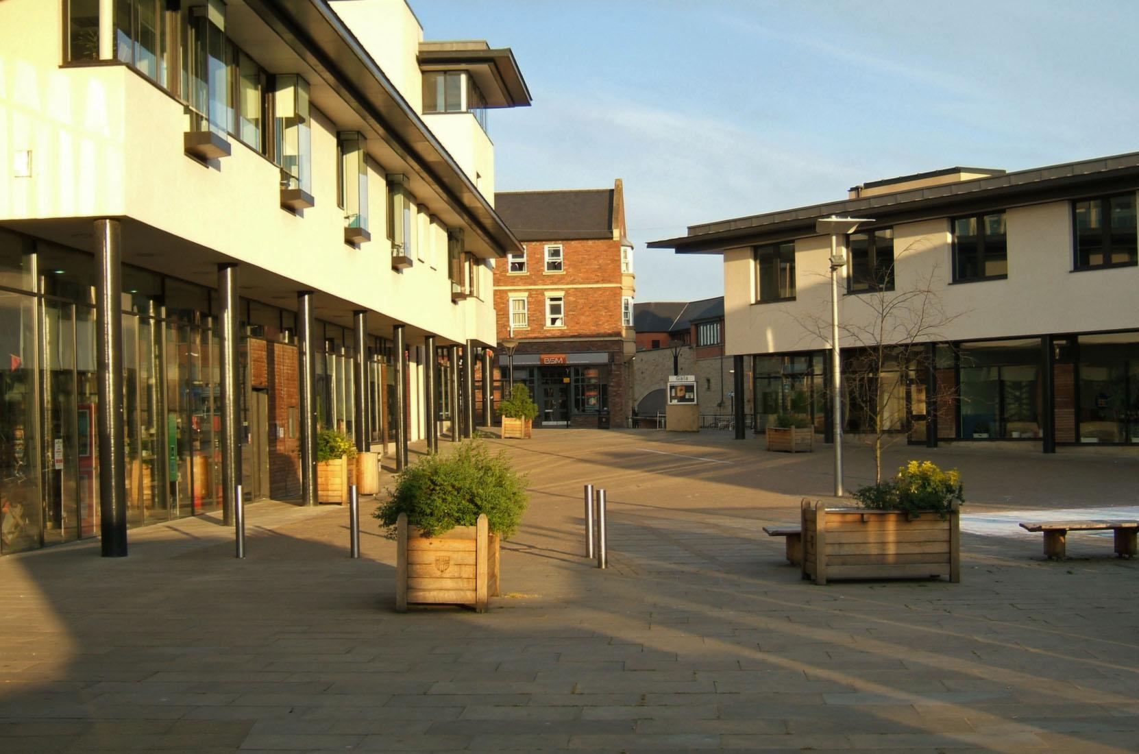 Durham Views City Centre