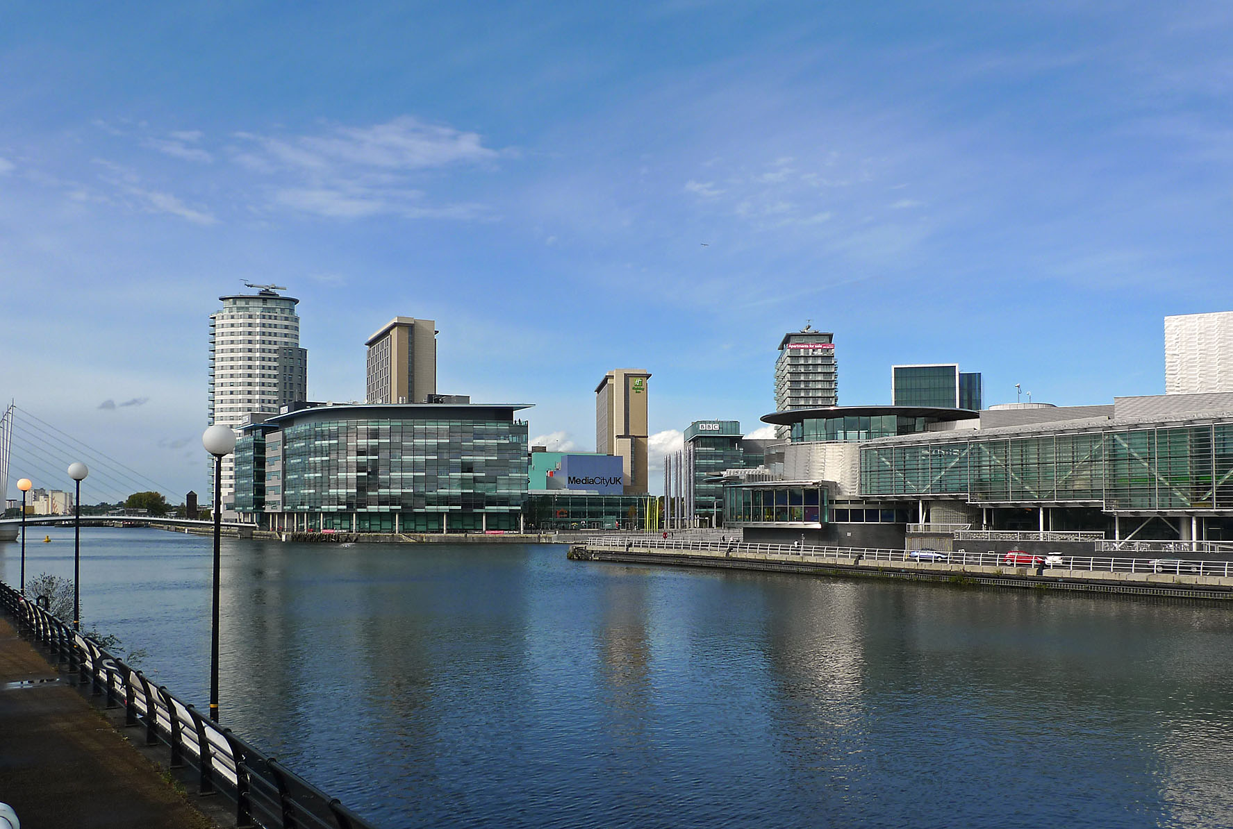 Manchester & Salford