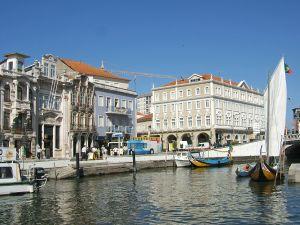 Aveiro Grand Canal