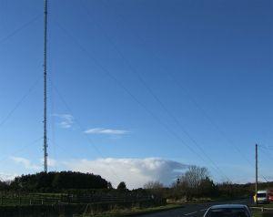 Burnhope mast