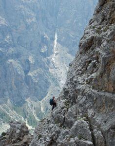 Cir Spitz ascent EH