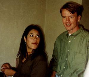 Claudia & Mark