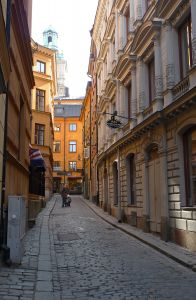 GamlaStanStreets