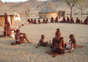 NamibiaVillage
