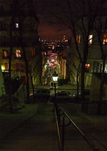 ParisMontmartreNight