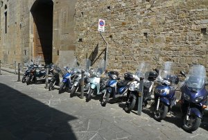 ParkedScooters