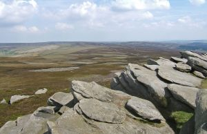 View from Back Tor