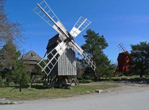 SkansenWindmills