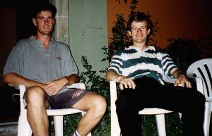 Steve & Geoff