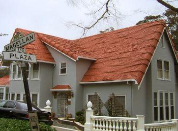 Weird Roof