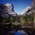Yosemite lake  small