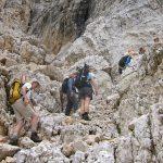 Sasso Croce ascent