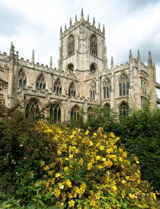 St. Mary's Church, Beverley, East Riding of Yorkshire, England.
