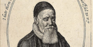Portrait of the Reverend Peter Smart, by Wenceslaus Hollar, via Wikimedia Commons.