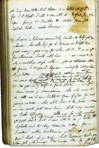 extracts from piggys diary essay Free diary entry papers, essays you may also sort these by color rating or essay length diary of a black slave - my name is agy and currently i am.