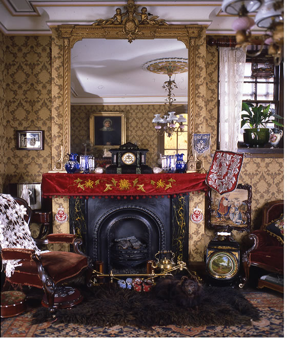 Victorian Drawing Room: Victorian Durham: Images Of Homes And Houses