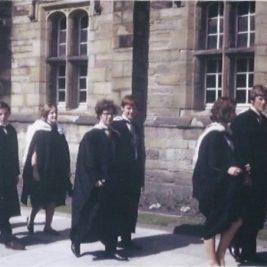 Graduation 1968