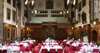 Christmas Durham Castle