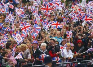 Royal visit Durham