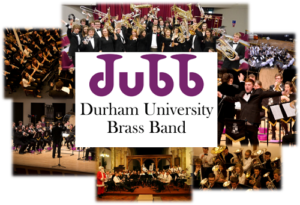 Durham University brass band