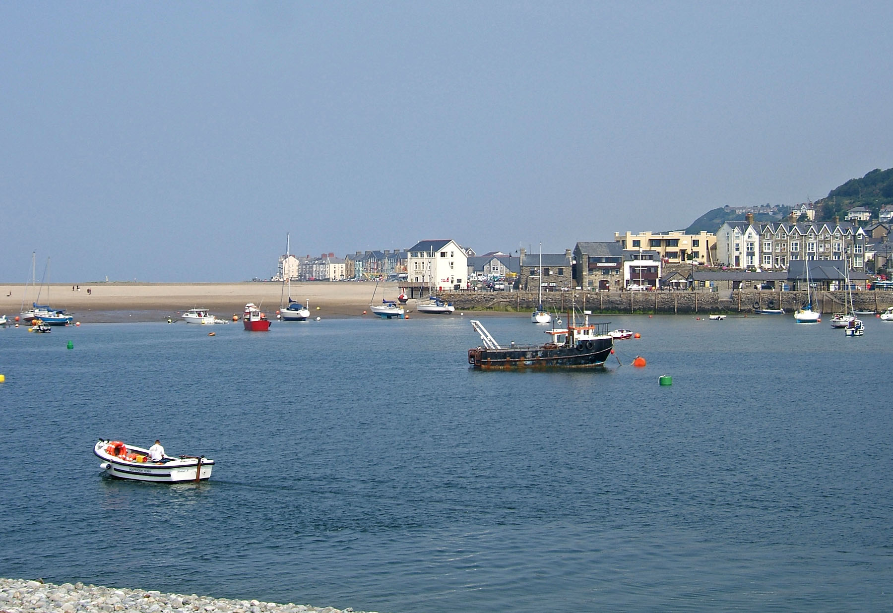 Barmouth ferry
