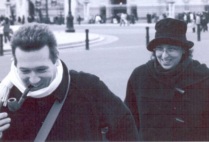 GCA with Natalina Buckingham Palace